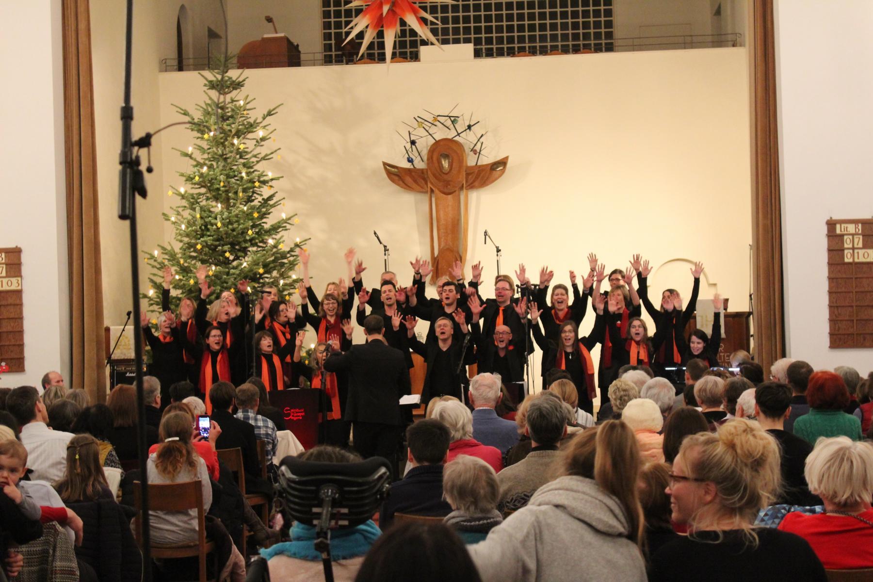 Chor Dresden Mitsingen